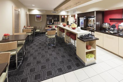 Breakfast Area | TownePlace Suites by Marriott College Station