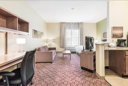 Living Area | MainStay Suites