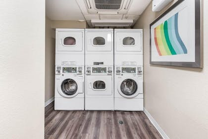 Laundry Room | MainStay Suites