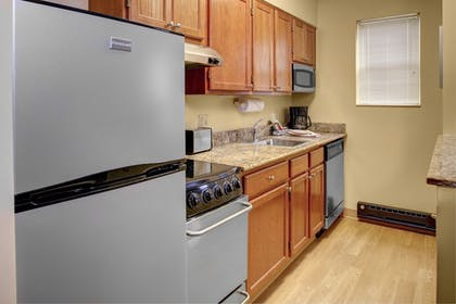 In-Room Kitchen | MainStay Suites