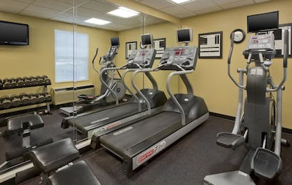 Fitness Facility | MainStay Suites