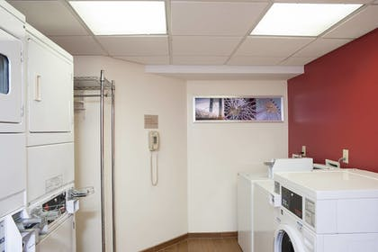 Laundry Room | TownePlace Suites Indianapolis Keystone