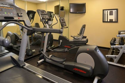 Gym | TownePlace Suites By Marriott Miami Lakes