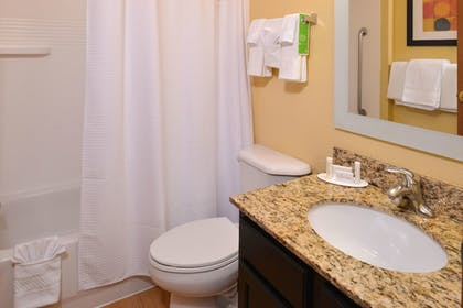 Bathroom | TownePlace Suites By Marriott Miami Lakes
