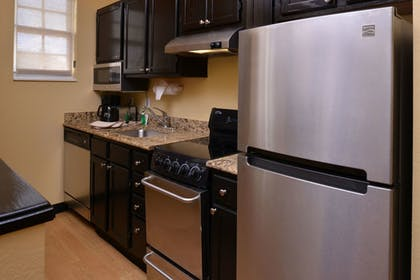 In-Room Kitchen | TownePlace Suites By Marriott Miami Lakes
