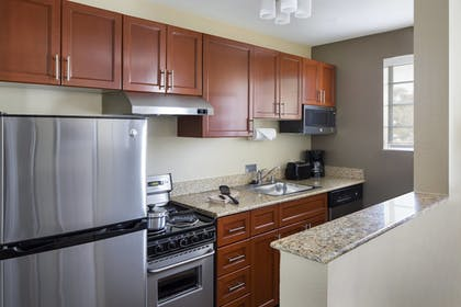 In-Room Kitchen | Towneplace Suites By Marriott Milpitas