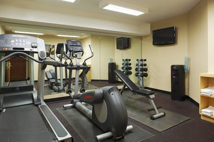 Sports Facility | TownePlace Suites by Marriott Tampa North/I-75 Fletcher