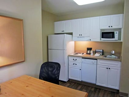 In-Room Kitchen | Extended Stay America - Washington, D.C. - Fairfax