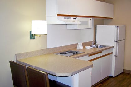 In-Room Kitchen |  | Extended Stay America - Meadowlands - East Rutherford