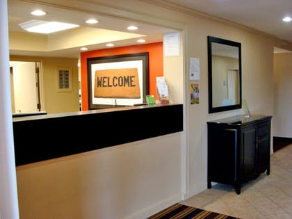 Lobby |  | Extended Stay America - Meadowlands - East Rutherford