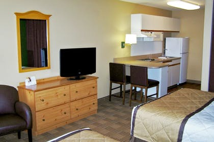 Guestroom |  | Extended Stay America - Meadowlands - East Rutherford