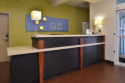 Lobby | Holiday Inn Express Montgomery - East I-85