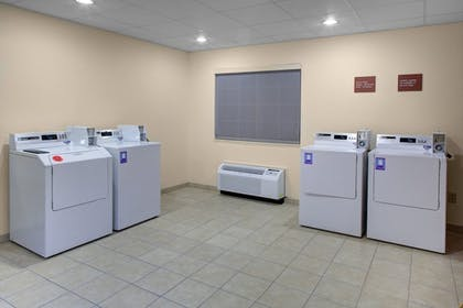 Laundry Room | TownePlace Suites by Marriott Wichita East