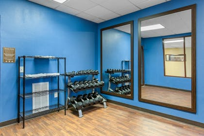 Fitness Facility |  | Comfort Inn & Suites SW Houston Sugarland