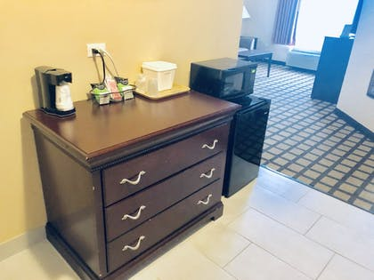 In-Room Amenity | Baymont by Wyndham Gurnee
