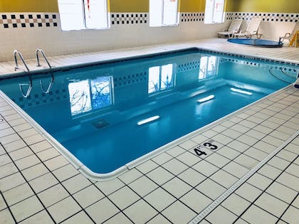 Indoor Pool | Baymont by Wyndham Gurnee