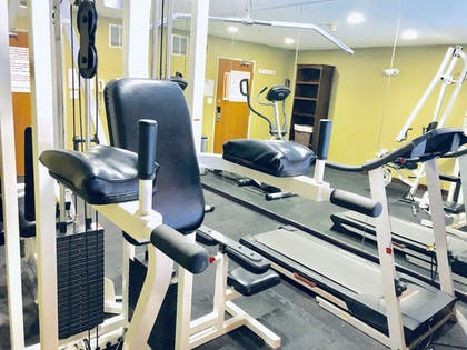Fitness Facility | Baymont by Wyndham Gurnee