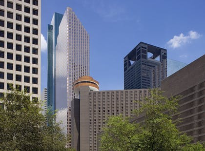 Exterior |  | Hyatt Regency Houston