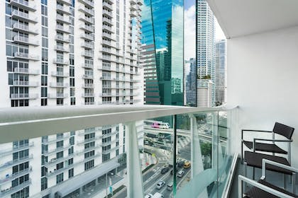 Balcony | Courtyard by Marriott Miami Downtown