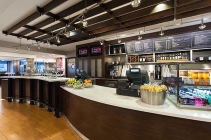 Restaurant | Courtyard by Marriott Miami Downtown