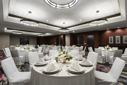 Ballroom | Courtyard by Marriott Miami Downtown