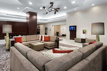 Lobby | Courtyard by Marriott Miami Downtown
