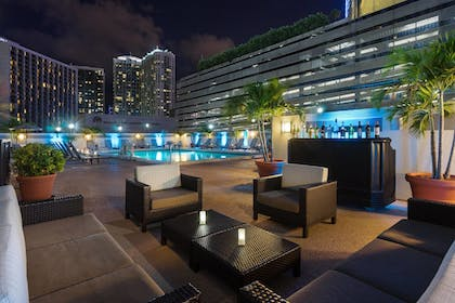 Meeting Facility | Courtyard by Marriott Miami Downtown