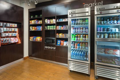 Gift Shop | Courtyard by Marriott Miami Downtown