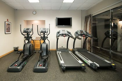 Fitness Facility | The Hotel Fullerton Anaheim