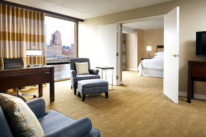 Guestroom | Sheraton Pittsburgh Hotel at Station Square