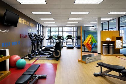 Fitness Facility | Sheraton Pittsburgh Hotel at Station Square