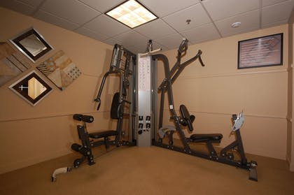 Fitness Facility | Best Western Merrimack Valley