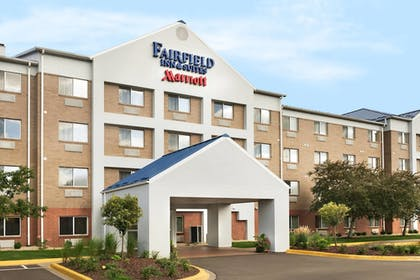 Exterior | Fairfield Inn & Suites by Marriott Minneapolis Bloomington/Mall of Ame