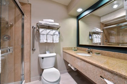 Bathroom | Best Western Plus La Mesa San Diego