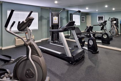 Gym | Best Western Plus La Mesa San Diego
