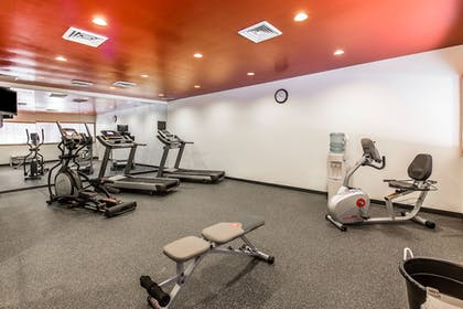 Fitness Facility | Quality Suites