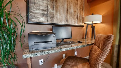 Business Center | Best Western Prescottonian