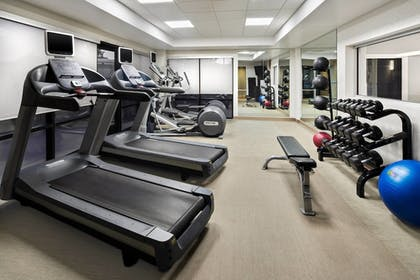 Fitness Facility | Springhill Suites by Marriott Flagstaff