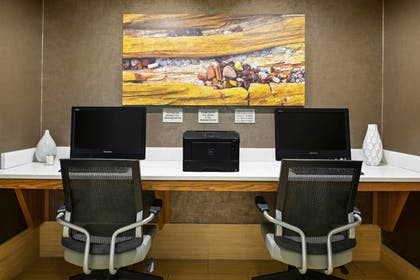 Business Center | Springhill Suites by Marriott Flagstaff
