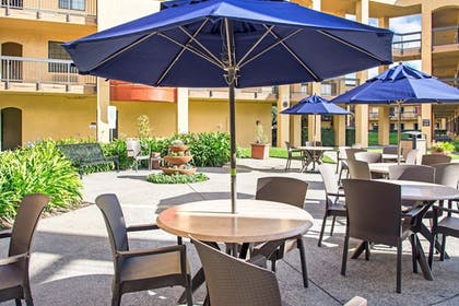 Pool |  | Comfort Inn and Suites San Francisco Airport North