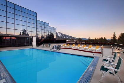 Outdoor Pool |  | Harveys Lake Tahoe