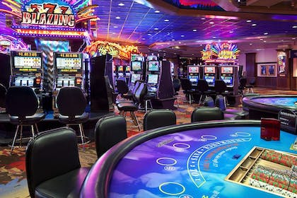Casino |  | Harveys Lake Tahoe