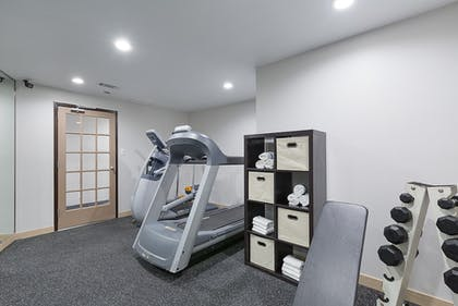 Gym | Quality Inn Pasadena Houston