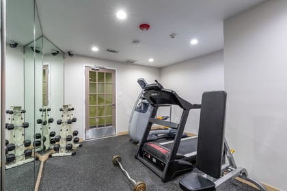 Fitness Facility | Quality Inn Pasadena Houston