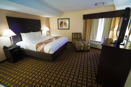 Guestroom | Quality Inn Pasadena Houston
