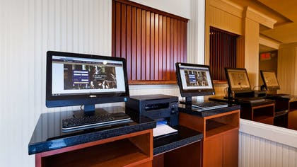 Business Center | Best Western Plus Oswego Hotel and Conference Center