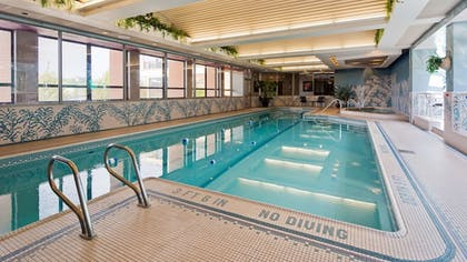 Pool | Best Western Plus Oswego Hotel and Conference Center