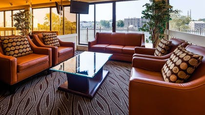 Lobby | Best Western Plus Oswego Hotel and Conference Center