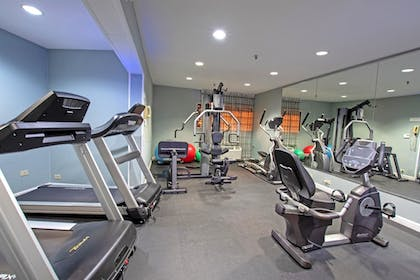 Fitness Facility | Best Western At O'Hare