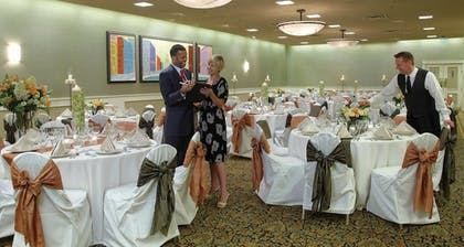 Banquet Hall | Best Western Plus The Normandy Inn & Suites